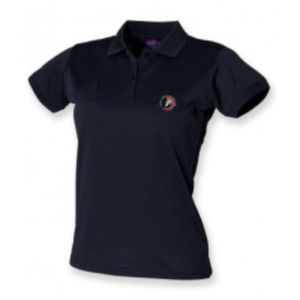 H476 - polo shirt ladies fit Thumbnail